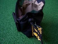 K9 Futterbeutel mit Gürtelschlaufe Farbe: schwarz