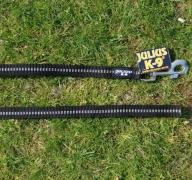 IDC-Leine 20mm x 2m ohne Schlaufe nachleuchtend