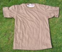Tacgear T-Shirt Coolmax Grösse S Farbe Coyote