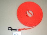 Biothane Schleppleine 10m 16mm orange