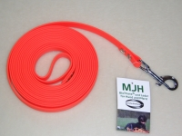 Biothane Schleppleine 5m 16mm orange