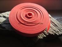 Fährtenmarkierungsband Rot