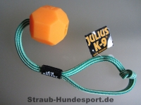 K9 Neonball 60mm orange