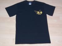 K9 T-Shirt schwarz Grösse: XXL