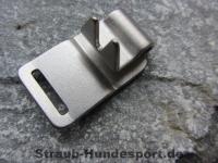 Mittelglied Neck-Tech-Sport Edelstahl matt