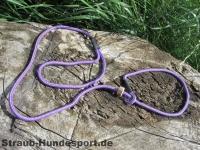 Moxonleine Field Trial Classik 6mm 130cm violet