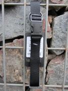 Nylonhalsband Basic Click 40-55cm schwarz