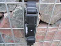 Nylonhalsband Basic Click 45-65cm schwarz