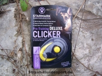 Starmark Pro Training Clicker Deluxe