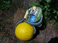 Swing DuraFoam Ball mit Schnur large