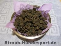 Würfelfleisch Hirsch