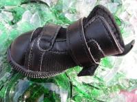 XTREME Boots Hundeschuhe Gr: L Farbe: SCHWARZ