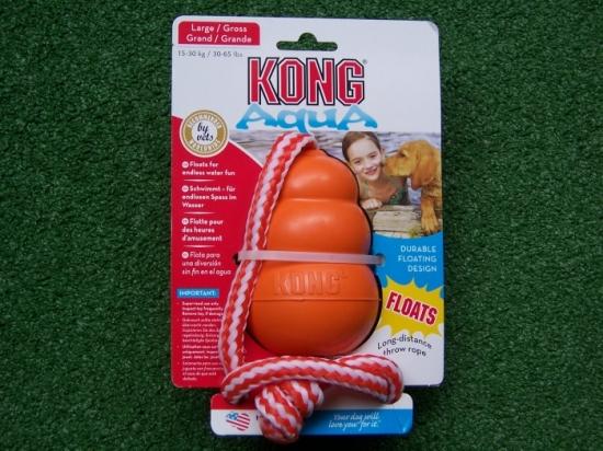 Kong Aqua - das Hundespielzeug
