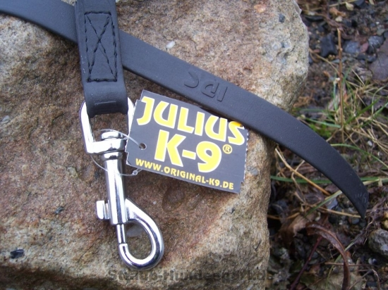 IDC-Kautschukleine von Julius-K9 1m lang und 19mm breit