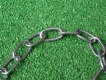 Halskette medium 2 Ringe (Edelstahl) L=61cm