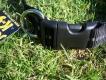 IDC-Halsband 25mm, verstellbar 39-65cm, nachleuchtend