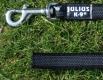 gummierte Sportleine 20mm breit 5m ohne Handschlaufe