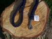 Führleine 10mm stark 1,20m lang Farbe: marine