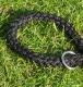 Halsband mit Zugstopp schwarz L=35cm 10mm