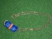 Langgliedkette mit 2 Ringen Curogan 62cm