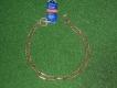 Langgliedkette mit 2 Ringen Curogan 61cm