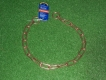 Langgliedkette mit 2 Ringen Curogan 65cm