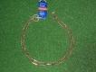 Langgliedkette mit 2 Ringen Curogan 68cm
