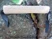 Beißwurst Jute ca.25cm Rolle geklebt