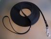 Biothane Schleppleine 10m 9mm schwarz