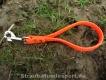 Kurzführerschlaufe orange