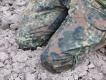 BW Feldhose Flecktarn Grösse 8