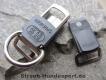 ClicLock mit D-Ring (Edelstahl)