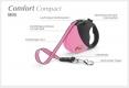 Flexi Comfort Compact Mini pink