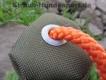 Snackdummy klein khaki orange