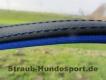 Biothanehalsband EVOLUTION Blau Grösse XL