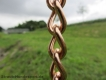 Kettenhalsband runde Glieder Curogan 3mm 50cm
