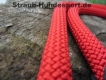 verstellbare Führleine Freestyle rot