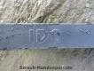 IDC-Kautschuk-Leine 19mm 35cm mit Schlaufe