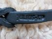 K9 Lederleine 16mm x 1,2m mit Handschlaufe