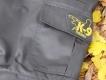 K9 Zipp-Off Hose Grösse: 38 schwarz