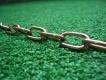 Halskette medium 2 Ringe (Curogan) L=67cm