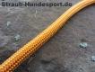 Moxonleine Field Trial mit Zugbegrenzung 6mm 130cm orange
