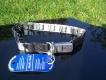 Neck-Tech Sport Erziehungshalsband Edelstahl 48cm
