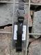 Nylonhalsband Basic Click 30-45cm schwarz