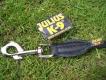 Führleine rund 2m 10mm schwarz Julius-K9