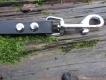 Biothane Schleppleine 15m 16mm schwarz