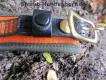 Niggeloh Halsung DeLuxe orange-oliv XXS