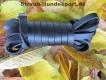 Schweißleine Leder flach braun 14mm 10m