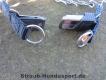 Ultra-Plus Erziehungshalsband 2,25mm 40cm mit ClickLock mit 2 Ringen