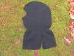 BW Kälteschutzhaube Wolle schwarz